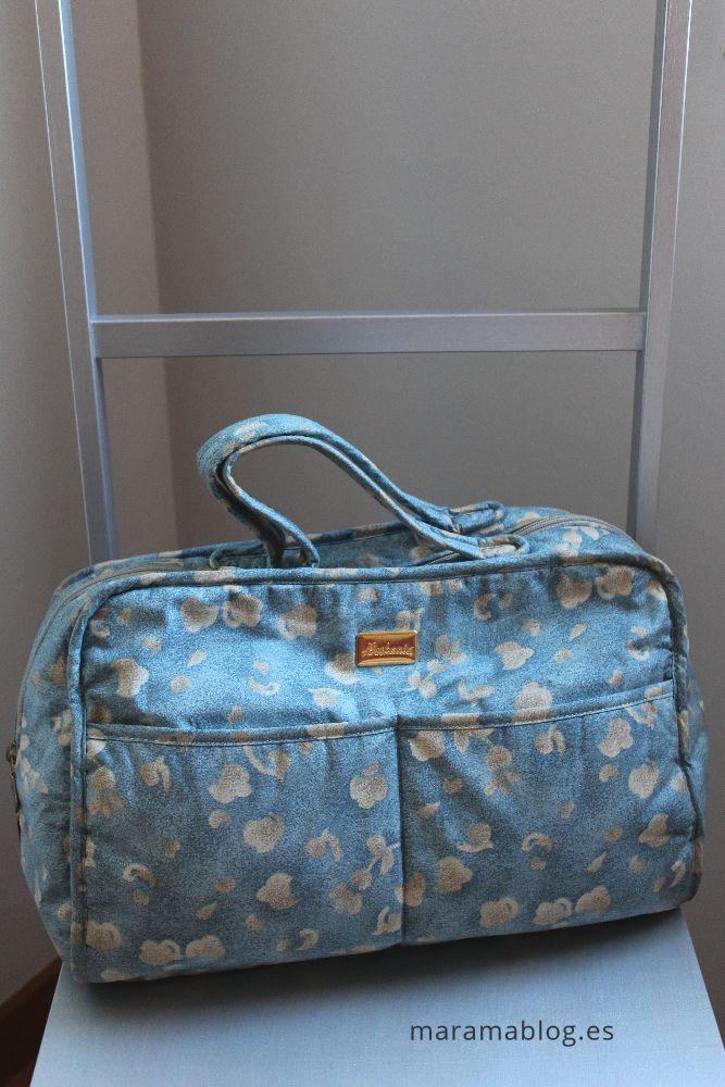 Bolsa para el hospital de la mamá