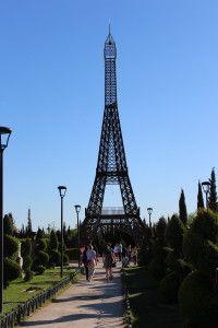 Parque Europa planes con niños
