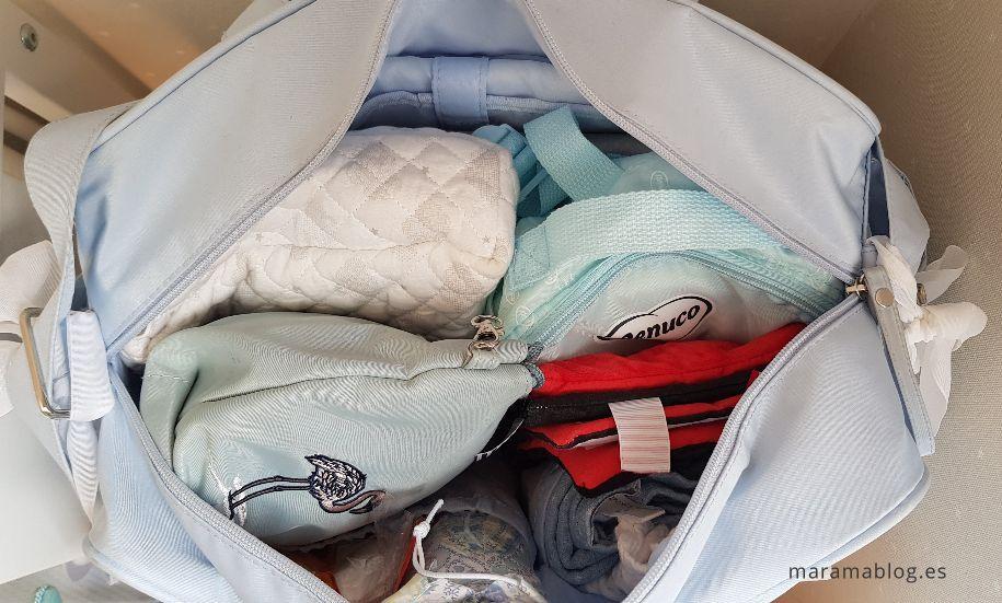 bolsa carrito del bebé