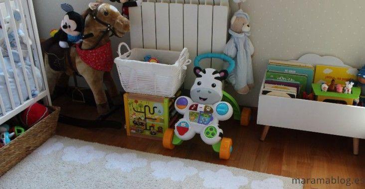 organizar juguetes habitación